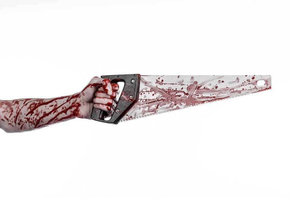 Seryjny morderca odcinał w Płocku ofiarom głowy