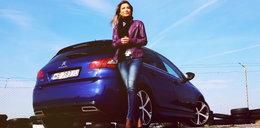 Zobacz, co polska królowa driftu robi z Peugeotem