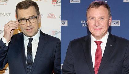 Maciej Orłoś poczuł się urażony słowami Jacka Kurskiego. Odpowiedział, nawiązując do Donalda Trumpa