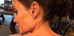 Naga prawda o tatuażach Angeliny Jolie