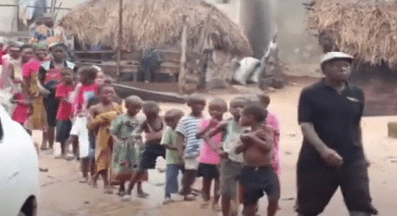 Ghanaian herbalist with over 100 children dies, family unhappy with Guinness book of records