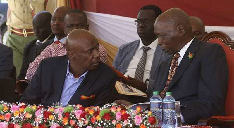 Daniel Moi to spend more days in hospital as Gideon issues statement on his health