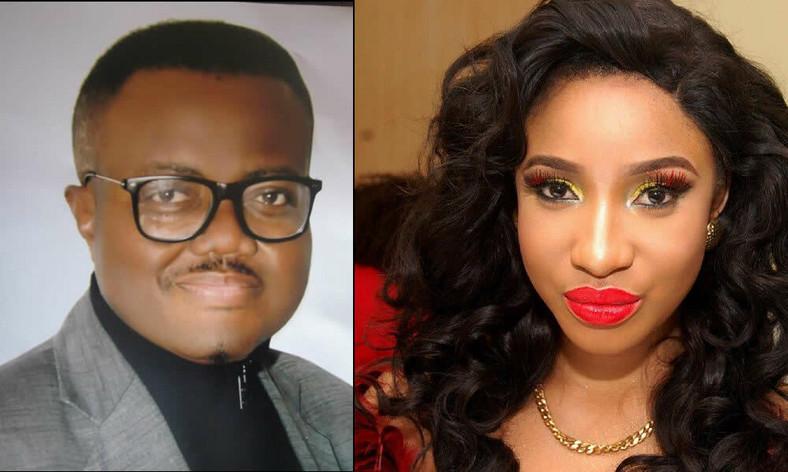 Prince Ifeanyi Dike said Tonto Dikeh is exhibiting bad behaviour that will no longer condone.(WuzupNigeria)