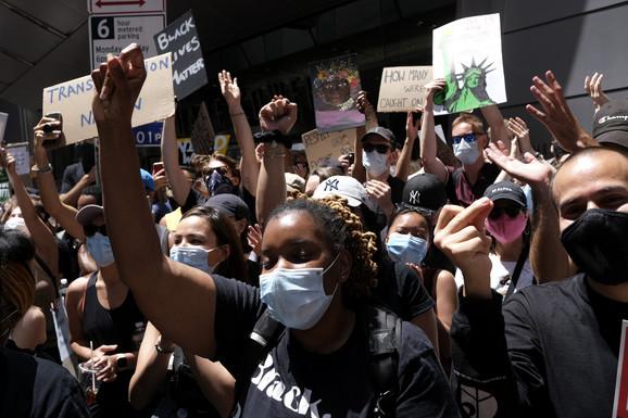 Protesti u SAD