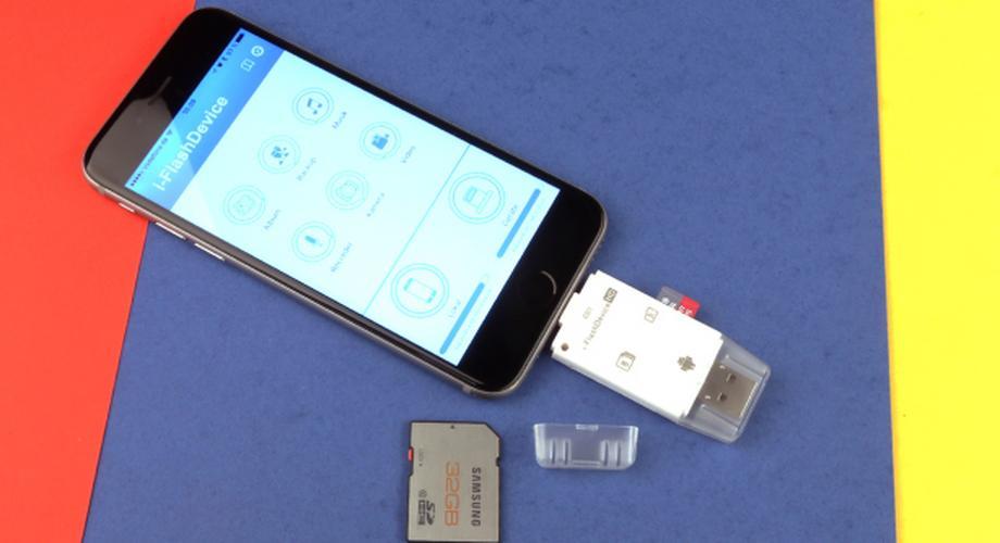 iPhone-Cardreader im Test: Sehr günstig mit kleinen Mängeln