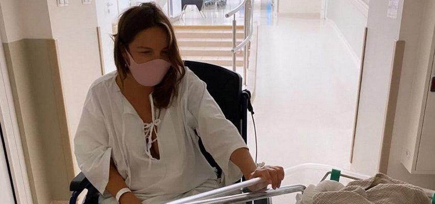 Agnieszka Włodarczyk pokazała, z jakimi warunkami spotkała się w państwowym szpitalu. Będziecie zaskoczeni!