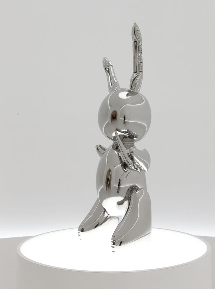 Skulptura Zec, Džef Kuns
