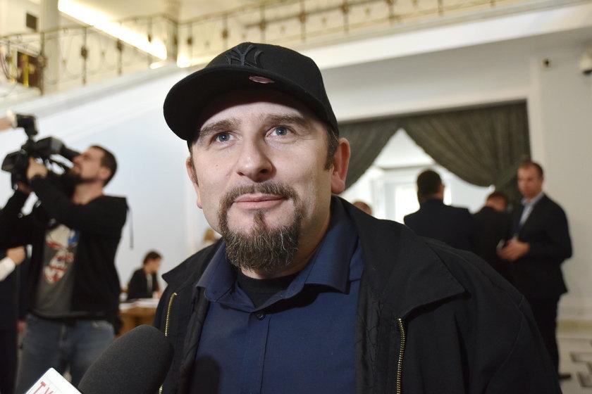 Piotr Liroy Marzec szykuje pucz u Kukiza