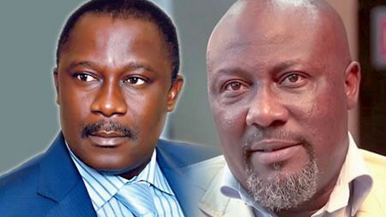 Smart Adeyemi and Dino Melaye are from the same Local Government Area. (The Sun)