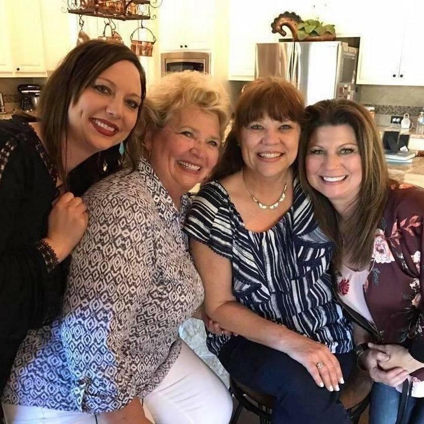 Sharon Glidden i Donna Pavey spotkały się po 52 latach