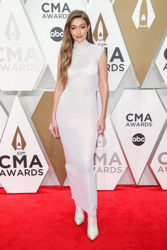 Điđi Hadid na dodeli CMA nagrada u Njujorku