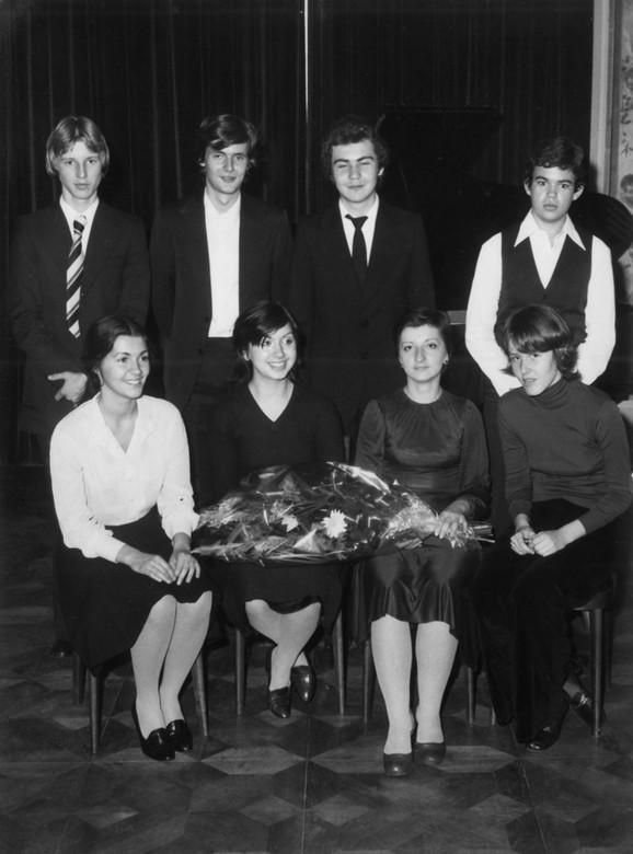 Magi sa učenicima Srednje muzičke škole