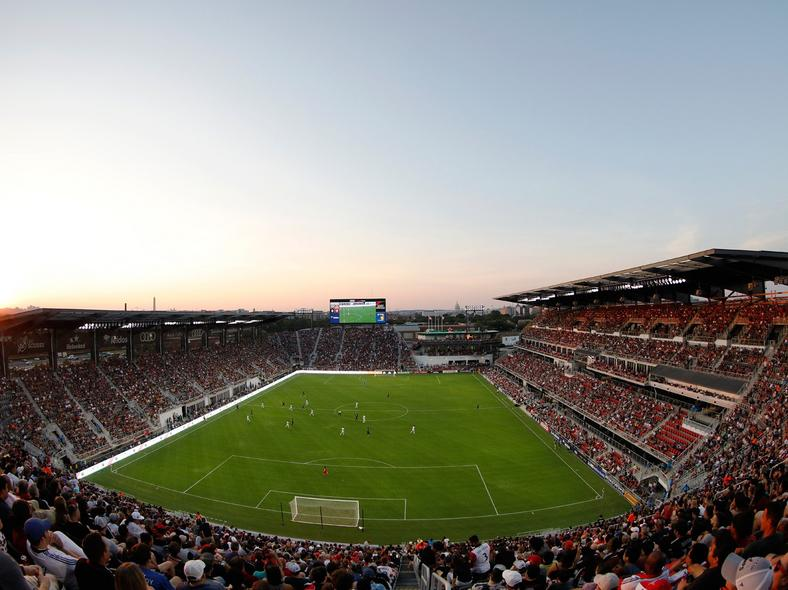 Washington D.C. — Audi Stadium