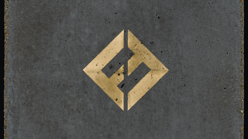 "FOO FIGHTERS – ""Concrete & Gold"""