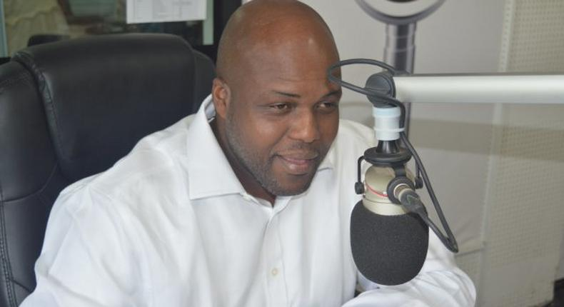 The Group Chief Executive Officer of Databank Kojo Addae-Mensah