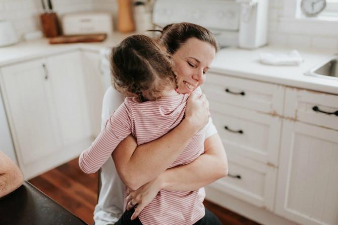Veza između majke i ćerke je posebna, ilustracija