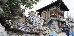 Silne trzęsienie ziemi w Japonii. Są ofiary i ranni