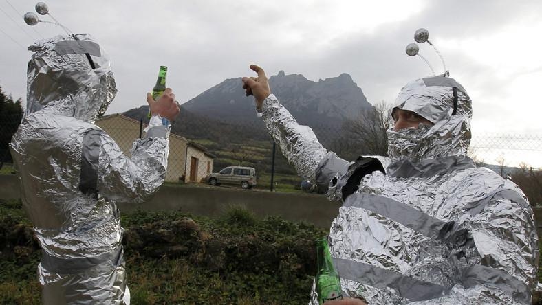 Szczyt według teorii o mającym nastąpić 21 grudnia 2012 roku końcu świata to miejsce, w którym będzie można przetrwać zagładę