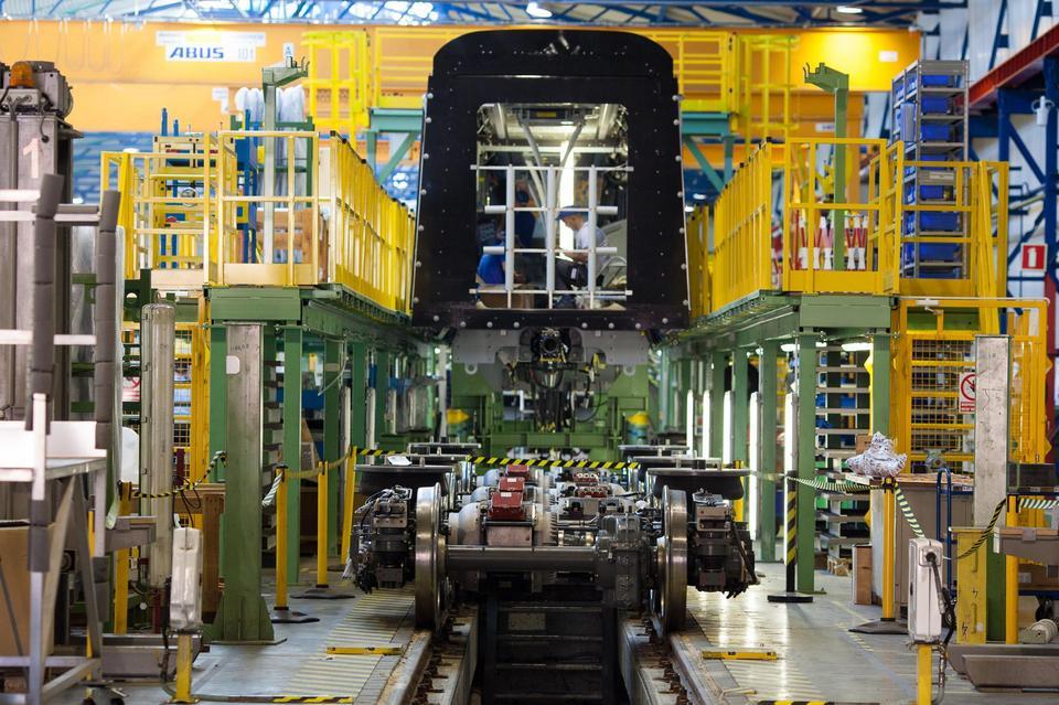Od 1998 roku Alstom sprzedał ponad 360 autonomicznych składów Metropolis.