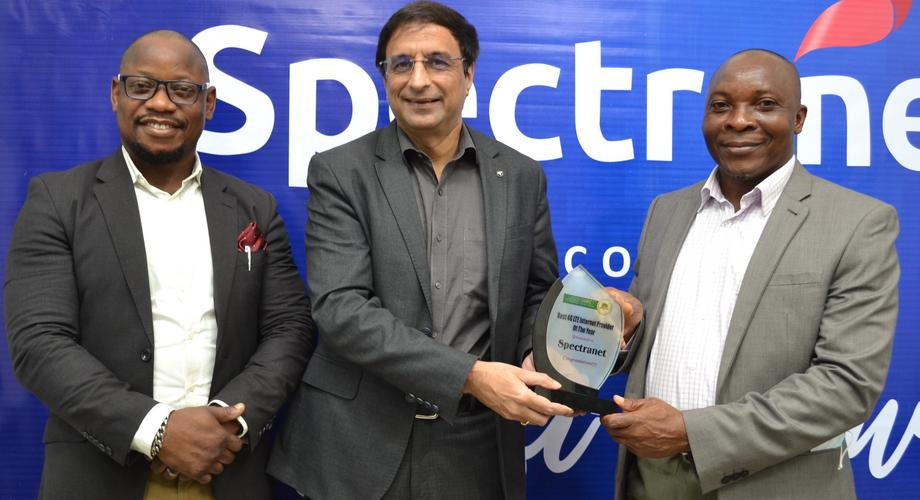BoICT 2021: Spectranet wins Best 4G Internet Service Provider, commits to further raising the customer service bar