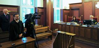 Prawomocny wyrok za katastrofę hali MTK. 1,5 roku więzienia dla Bruce'a R.