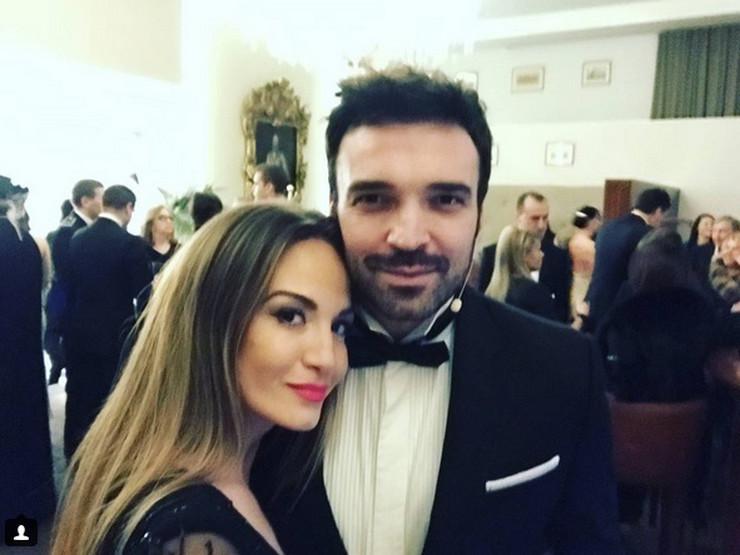 svetosavski bal, Ivan Bosiljčić, Jelena Tomašević