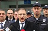 NIS Ministar Stefanovic zadovoljan stanjem bezbednosti u Srbiji foto Branko Janackovic