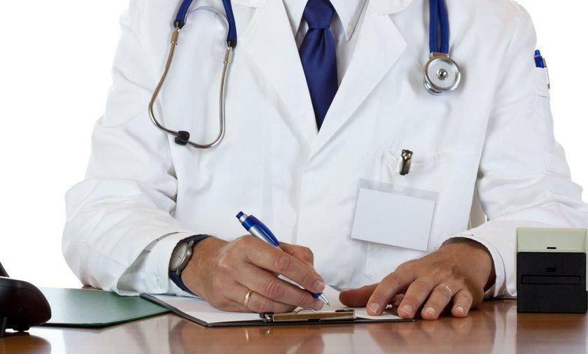 Lekarze zwalniają sięz pracy