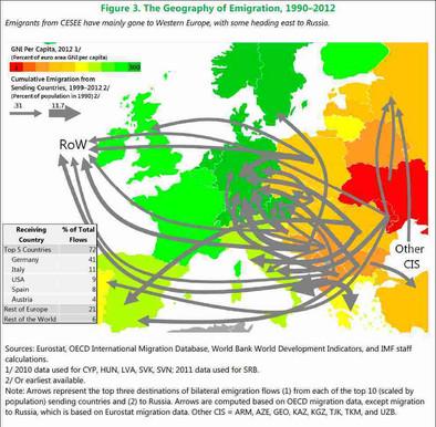 Zachód zyskuje, Wschód traci. Cała prawda o migracji wewnątrz UE - Forsal.pl