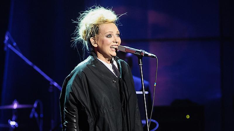 Katarzyna Nosowska na rozdaniu Fryderyków 2013