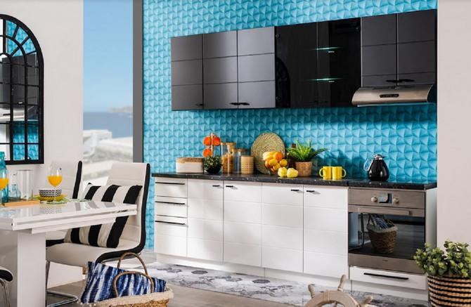 Moderna i praktična kuhinja, foto: ustupljena fotografija, Forma Ideale
