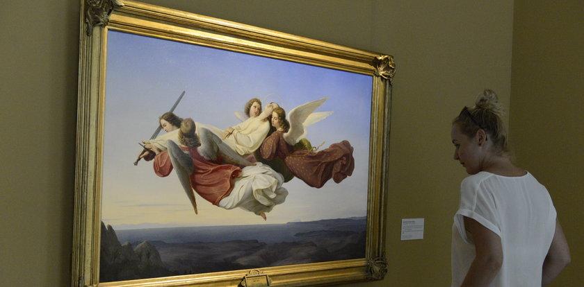 Niezwykła wystawa w Pałacu Królewskim