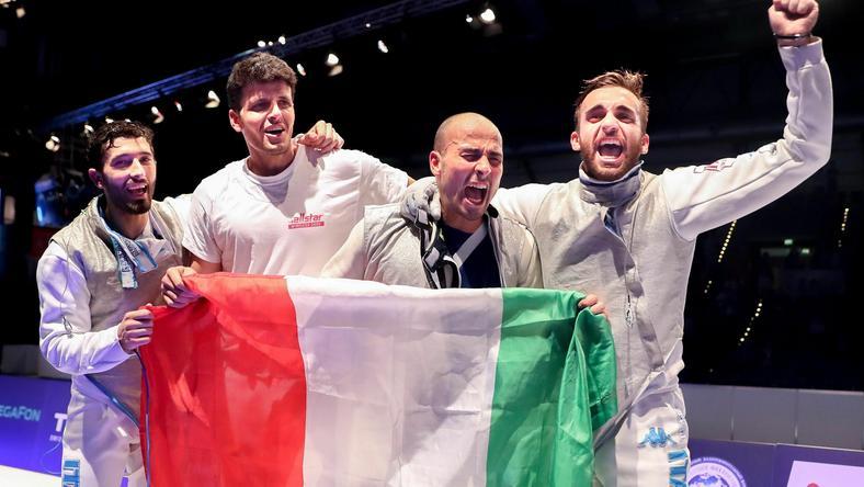 Włosi, czyli najwięksi zwycięzcy MŚ w Lipsku