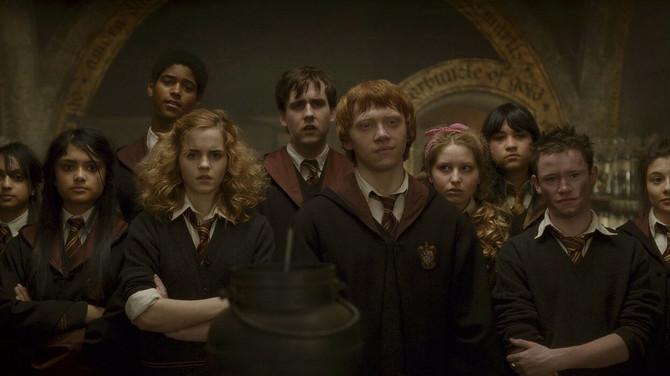 Džesi Kejv u filmu o Hariju Poteru