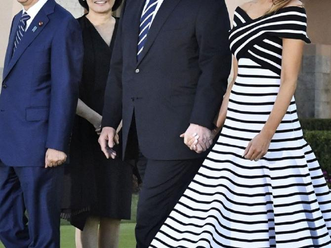 Bukvalno smo zaljubljeni u novu haljinu Melanije Tramp: I vi ćete- NEIZBEŽNO JE