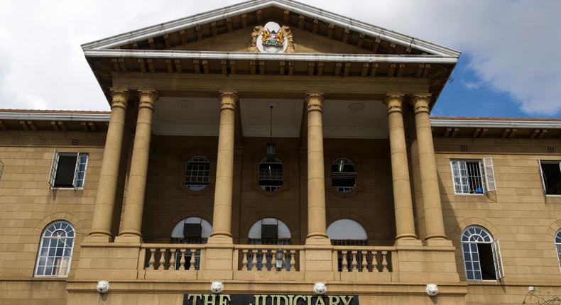 Kenyan High court.