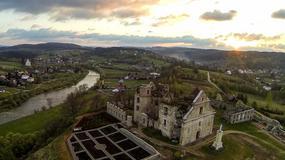 Zagórz odbuduje ruiny XVIII-wiecznego klasztoru karmelitów bosych