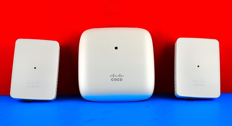 Enterprise Wifi Dachbild