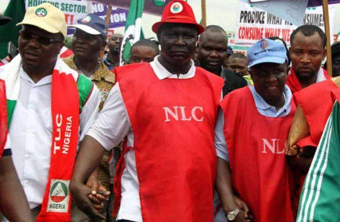 NLC leaders