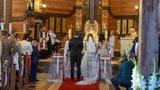 Ślub syna Zenka Martyniuka. ZDJĘCIA
