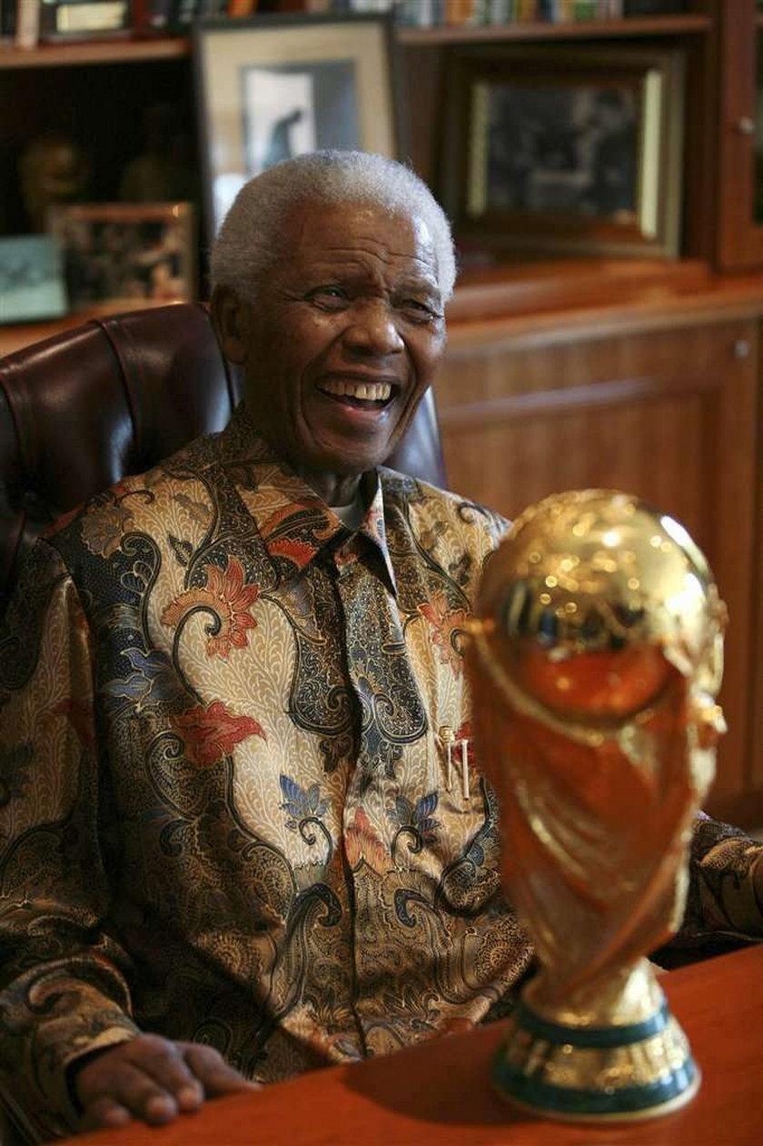 Słynny przywódca wybiera się na finał mistrzostw świata
