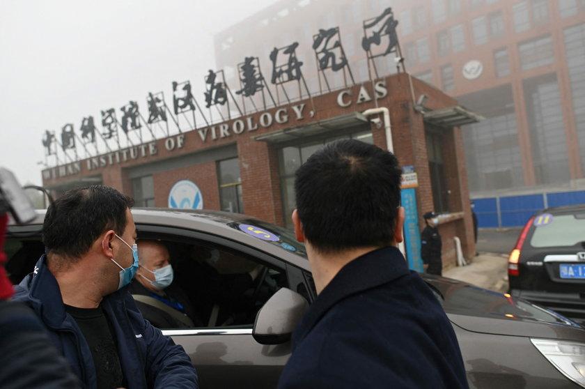 Teoria, że koronawirus wyciekła z laboratorium w Wuhan, została wykluczona przez raport WHO.