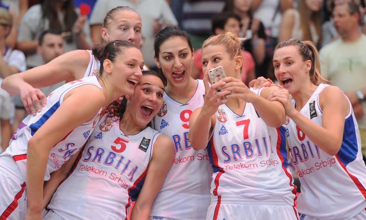 Košarkašcice 2015. godine