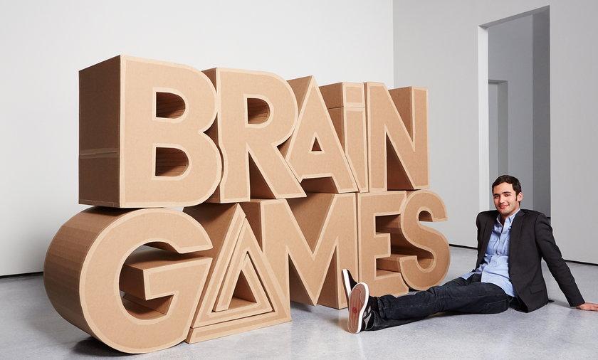 """Jason Silva prowadzi program """"Pułapki umysłu"""""""