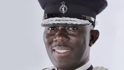 COP George Dampare named acting IGP; as James Oppong-Boanuh retires