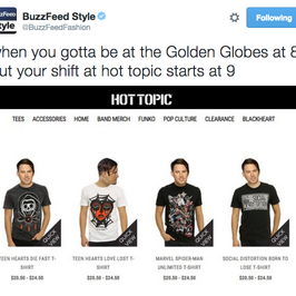 Złote Globy 2016: Channing Tatum bohaterem memów