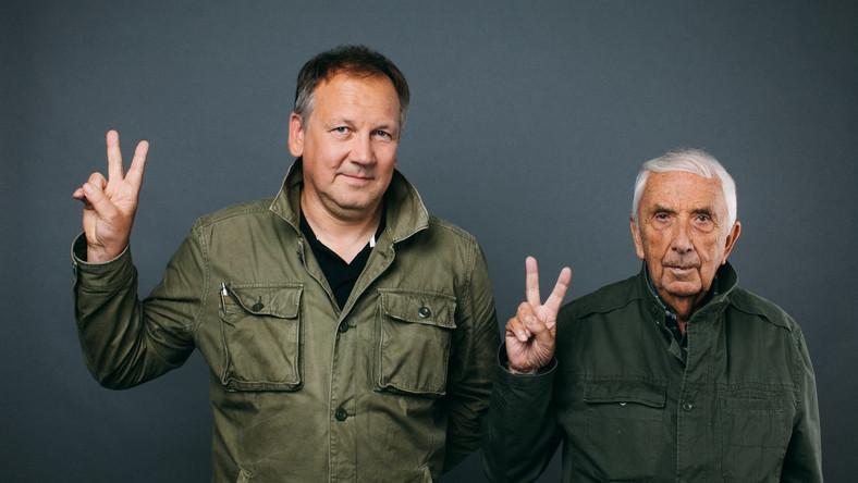 Cezary Łazarewicz, Andrzej Bober