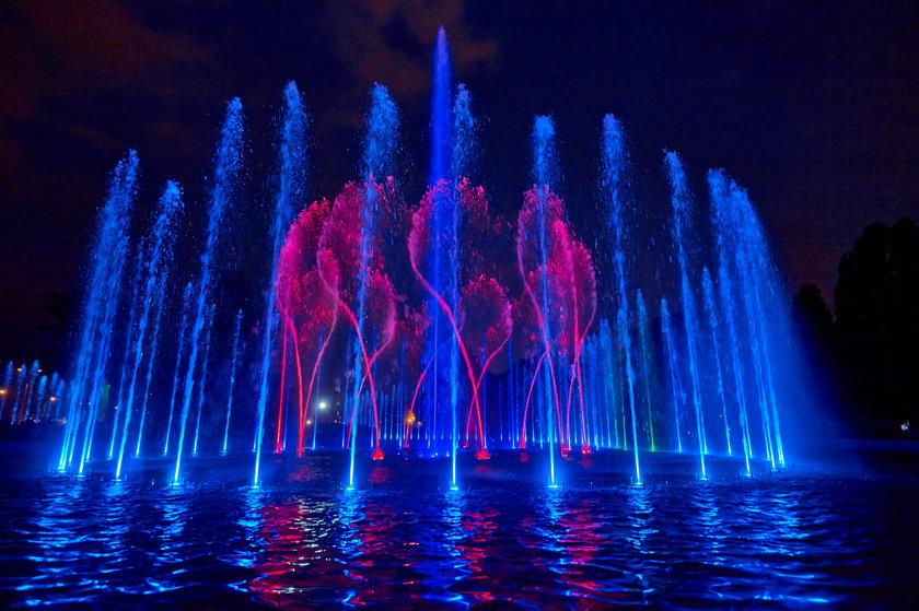 Jean-Michel Jarre przygotował muzykę dla Parku Fontann