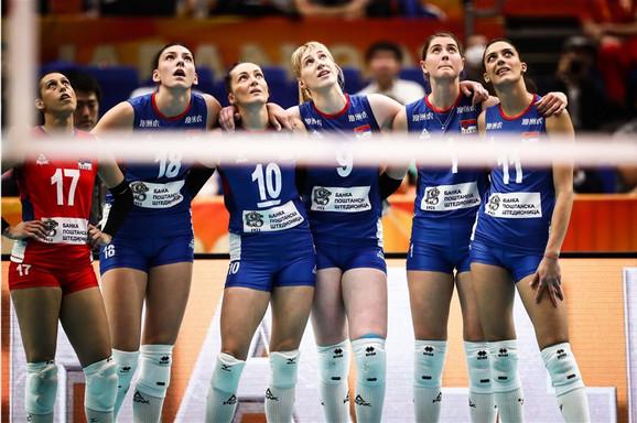 Odbojkašice ispisale istoriju: Srbija u prvom finalu Svetskog prvenstva