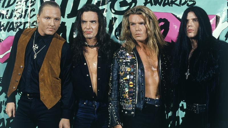 The Cult (fot. Getty Images)